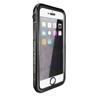 iPhone SE 第2世代 ケース 防水・防塵・耐衝撃ケース「SLIM DIVER(スリムダイバー)」 ブラック iPhone SE 第2世代/8/7