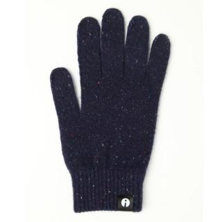どの指でもスマホが操作できる iTouch Gloves ネイビーLサイズ