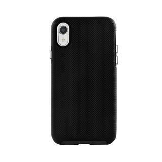 【iPhone XRケース】耐衝撃 丈夫でかわいい2ピース構造 ハードケース/King Kong case 2018 ブラック iPhone XR