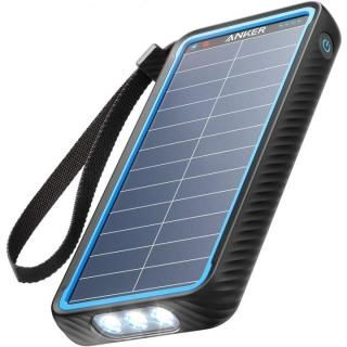 Anker PowerCore Solar 10000 防塵防水耐衝撃 ソーラー充電機能 モバイルバッテリー
