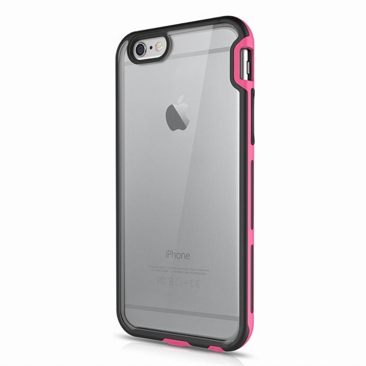 ITSKINS 耐衝撃ハイブリッドケース Venum Reloaded ピンク&ブラック iPhone 6s