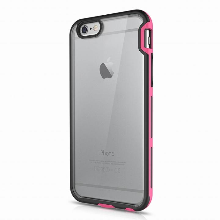 iPhone6s ケース ITSKINS 耐衝撃ハイブリッドケース Venum Reloaded ピンク&ブラック iPhone 6s_0