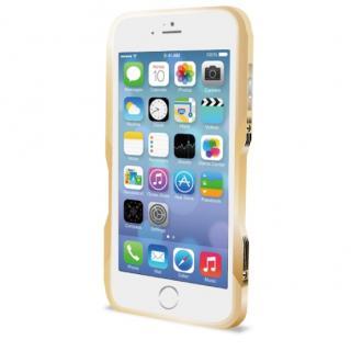 【9月中旬】GRAVITY CASTRUM ゴールド iPhone 6バンパー