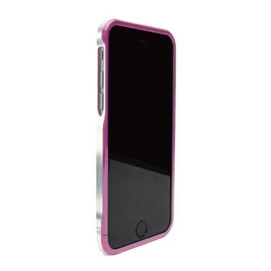 【iPhone6ケース】ツートンカラーがかっこいい GRAVITY SWORD α ダスク・パープル iPhone 6バンパー_0