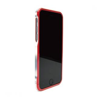 iPhone6 ケース ツートンカラーがかっこいい GRAVITY SWORD α ノーブル・レッド iPhone 6バンパー