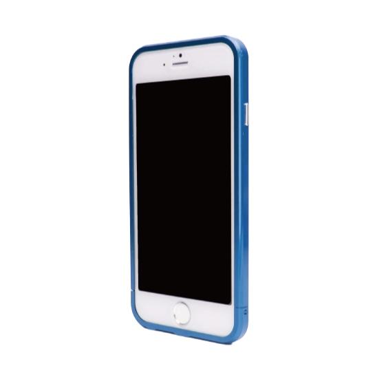 【iPhone6ケース】ネジなしバンパー GRAVITY GRACE ブルー iPhone 6バンパー_0