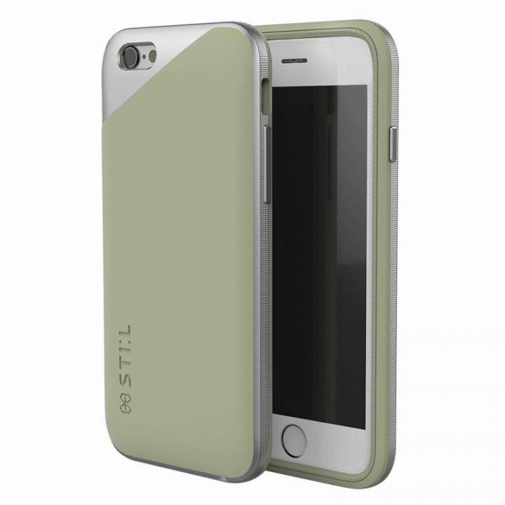 ハイブリッドケース MASQUERADE グリーン iPhone 6s/6