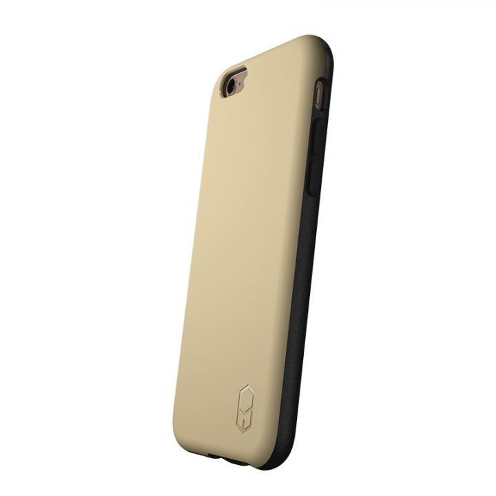 iPhone6s ケース スリム衝撃吸収タフケース ITG Level 1 サンド iPhone 6s_0
