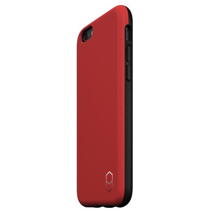iPhone6s ケース スリム衝撃吸収タフケース ITG Level 1 レッド iPhone 6s_0