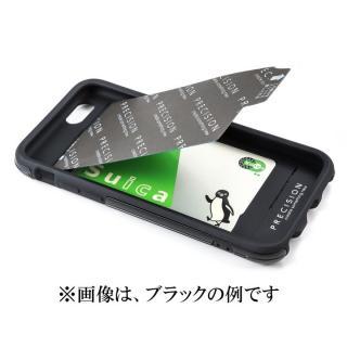 【iPhone6ケース】2重構造で保護 ICカード対応ハイブリッドケース レッド iPhone 6ケース_3