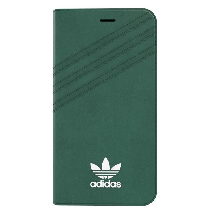 【iPhone7 Plusケース】adidas Originals 手帳型ケース Mineral GR/WT iPhone 7 Plus_0