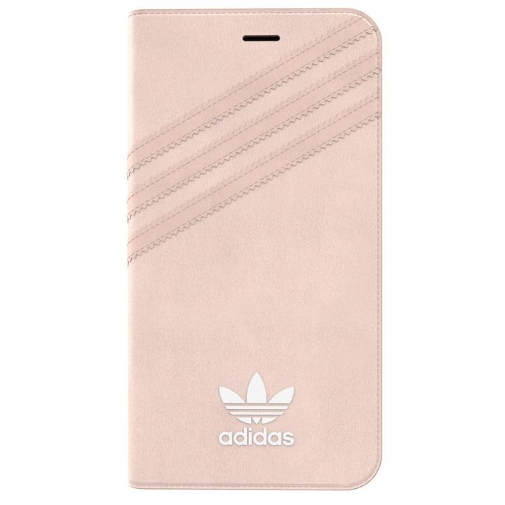 iPhone7 Plus ケース adidas Originals 手帳型ケース Vapour PK/WT iPhone 7 Plus_0