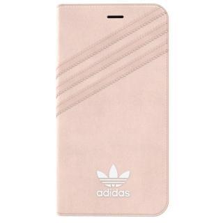 iPhone7 Plus ケース adidas Originals 手帳型ケース Vapour PK/WT iPhone 7 Plus