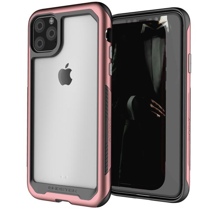 アトミックスリム3 iPhoneケース ピンク iPhone 11 Pro Max_0