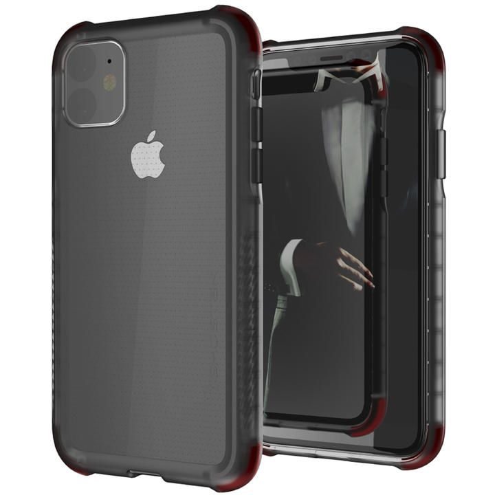 iPhone 11 ケース コバート3 iPhoneケース スモーク iPhone 11_0