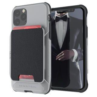 iPhone 11 Pro ケース エグゼク4 iPhoneケース グレー iPhone 11 Pro