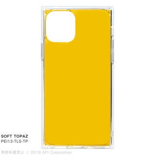 iPhone 11 Pro ケース EYLE TILE SOFT スクエア型ケース TOPAZ iPhone 11 Pro