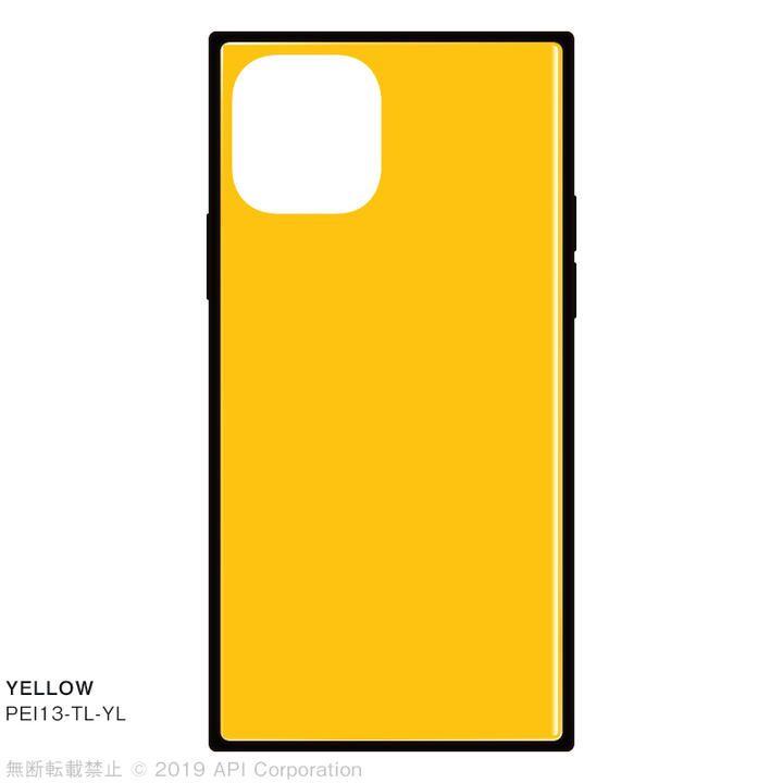 iPhone 11 Pro ケース EYLE TILE スクエア型ケース YELLOW iPhone 11 Pro_0