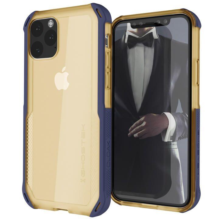 iPhone 11 Pro ケース クローク4 iPhoneケース ブルー iPhone 11 Pro_0