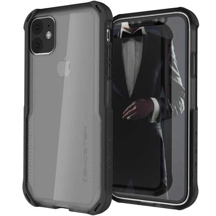 クローク4 iPhoneケース ブラック iPhone 11_0