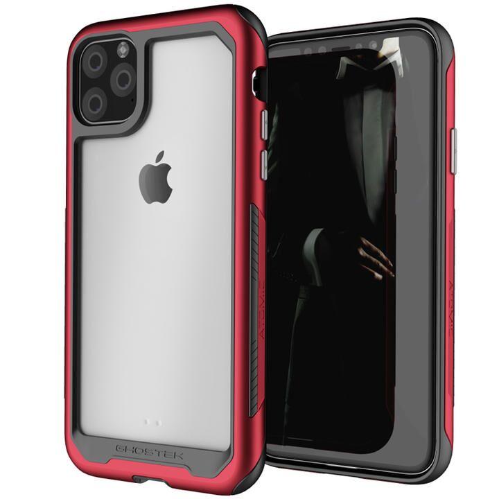アトミックスリム3 iPhoneケース レッド iPhone 11 Pro Max【10月下旬】_0