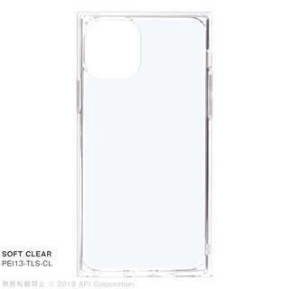 iPhone 11 Pro ケース EYLE TILE SOFT スクエア型ケース CLEAR iPhone 11 Pro【9月中旬】