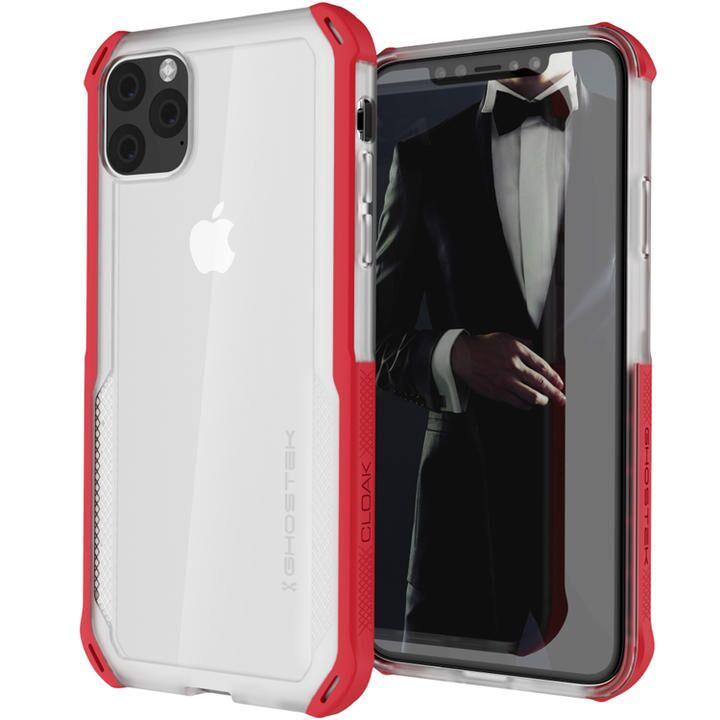 iPhone 11 Pro Max ケース クローク4 iPhoneケース レッド iPhone 11 Pro Max_0