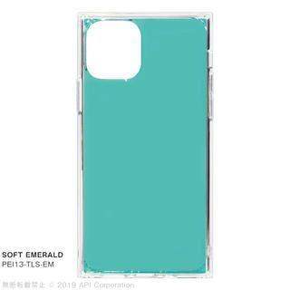iPhone 11 Pro ケース EYLE TILE SOFT スクエア型ケース EMERALD iPhone 11 Pro【9月中旬】