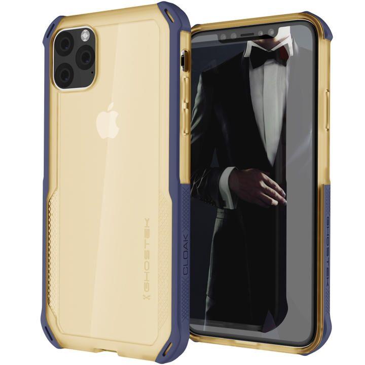 クローク4 iPhoneケース ブルー iPhone 11 Pro Max_0