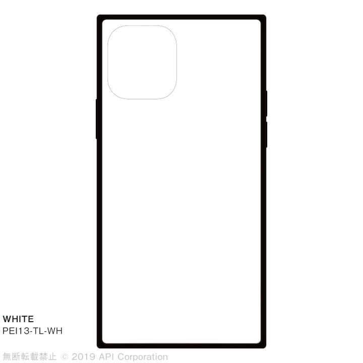 iPhone 11 Pro ケース EYLE TILE スクエア型ケース WHITE iPhone 11 Pro_0