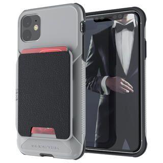 iPhone 11 ケース エグゼク4 iPhoneケース グレー iPhone 11