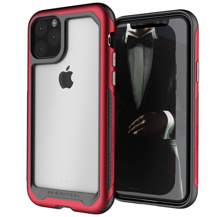 iPhone 11 Pro ケース アトミックスリム3 iPhoneケース レッド iPhone 11 Pro_0
