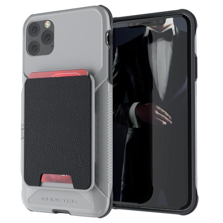 iPhone 11 Pro Max ケース エグゼク4 iPhoneケース グレー iPhone 11 Pro Max_0