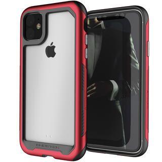 iPhone 11 ケース アトミックスリム3 iPhoneケース レッド iPhone 11