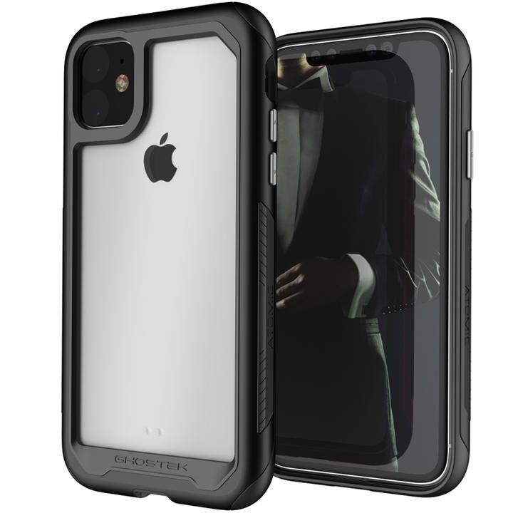 iPhone 11 ケース アトミックスリム3 iPhoneケース ブラック iPhone 11【3月上旬】_0