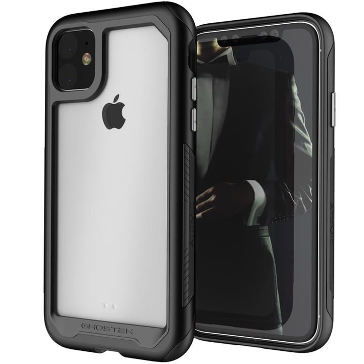 iPhone 11 ケース アトミックスリム3 iPhoneケース ブラック iPhone 11_0