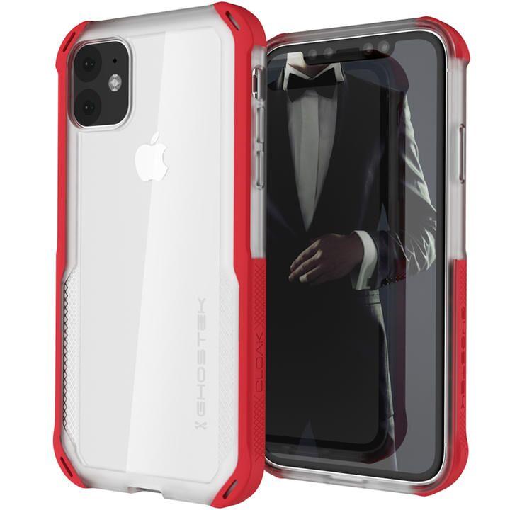 iPhone 11 ケース クローク4 iPhoneケース レッド iPhone 11_0