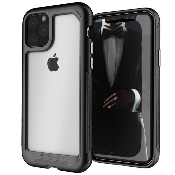 iPhone 11 Pro ケース アトミックスリム3 iPhoneケース ブラック iPhone 11 Pro_0