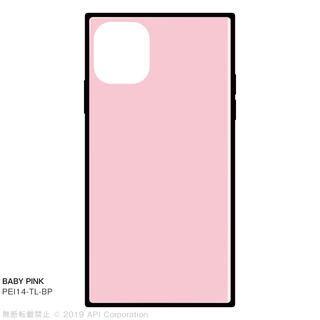 iPhone 11 ケース EYLE TILE スクエア型ケース BABY PINK iPhone 11