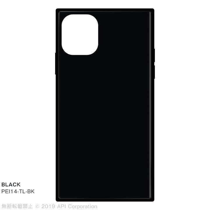 iPhone 11 ケース EYLE TILE スクエア型ケース BLACK iPhone 11_0