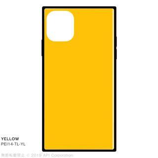 iPhone 11 ケース EYLE TILE スクエア型ケース YELLOW iPhone 11【9月中旬】