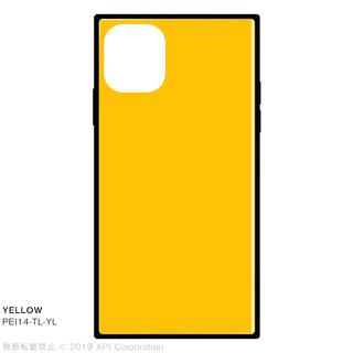 iPhone 11 ケース EYLE TILE スクエア型ケース YELLOW iPhone 11