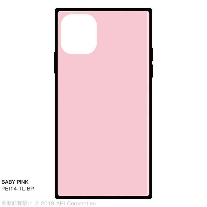 iPhone 11 ケース EYLE TILE スクエア型ケース BABY PINK iPhone 11_0