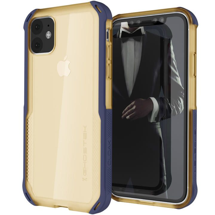iPhone 11 ケース クローク4 iPhoneケース ブルー iPhone 11_0