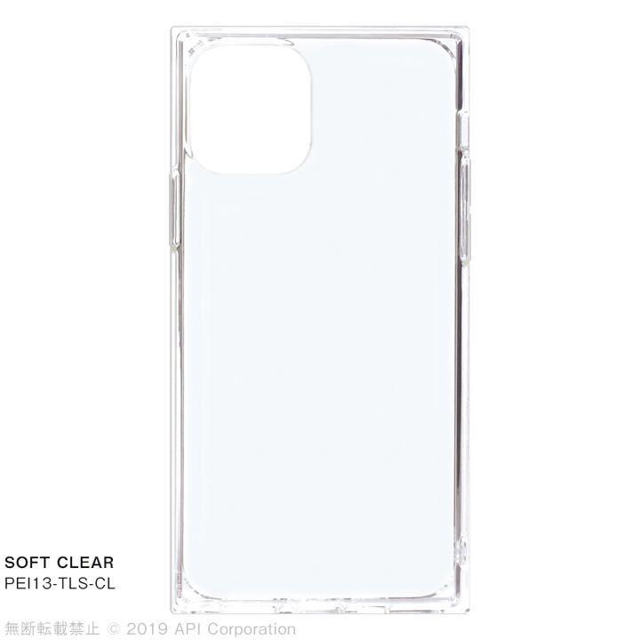 iPhone 11 Pro ケース EYLE TILE SOFT スクエア型ケース CLEAR iPhone 11 Pro_0