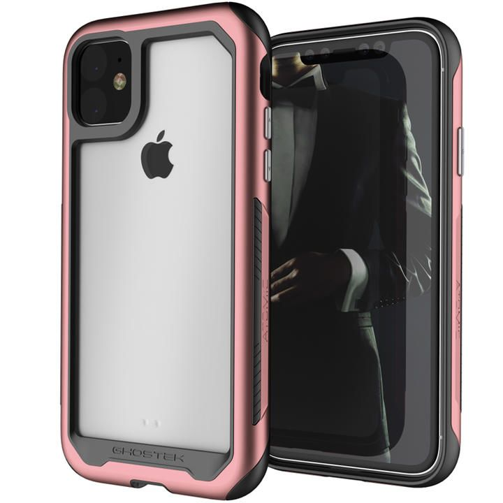iPhone 11 ケース アトミックスリム3 iPhoneケース ピンク iPhone 11_0