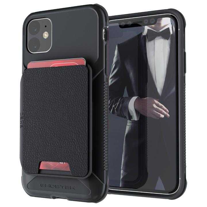 iPhone 11 Pro ケース エグゼク4 iPhoneケース ブラック iPhone 11 Pro_0