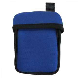 NichePhone-S専用ソフトケース ブルー