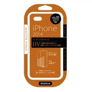 ハイブリッドケース MASTER HV ブラウン iPhone 6ケース
