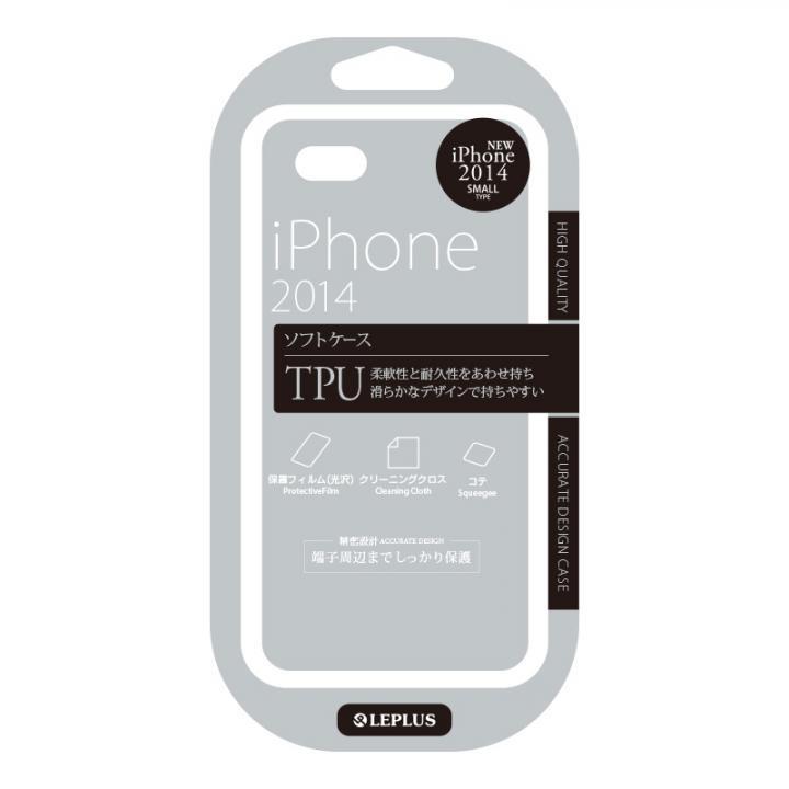 TPUケース NORMAL スモーク iPhone 6ケース